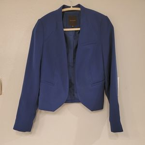 New The Limited collarless Blazer